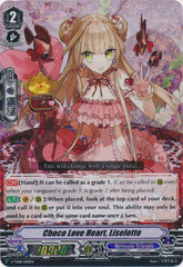 Choco Love Heart, Liselotte - V-TD08/003EN - RRR - Foil on Channel Fireball