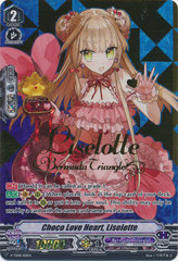 Choco Love Heart, Liselotte - V-TD08/S01EN (Hot Stamp)