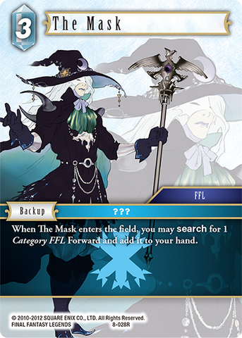 The Mask - 8-028R