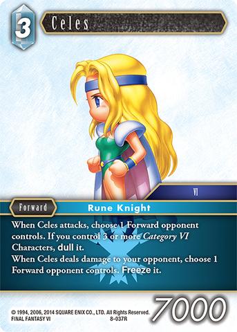 Celes - 8-037R