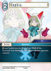 Sophia - 8-038C - Foil