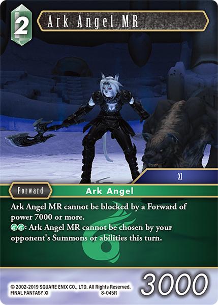 Ark Angel MR - 8-045R - Foil
