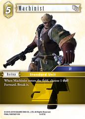 Machinist - 8-073C