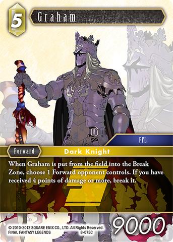 Graham - 8-075C - Foil