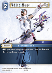 White Mage - 8-117C