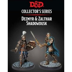 D&D Collector's Series - Dezmyr & Zalthar Shadowdusk ( GF9-71081 )