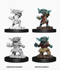 Pathfinder Battles Unpainted Minis - WAVE9 - Female Goblin Alchemist