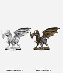 Pathfinder Battles Unpainted Minis - Clockwork Dragon