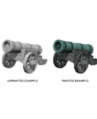 WizKids Deep Cuts - Cannons