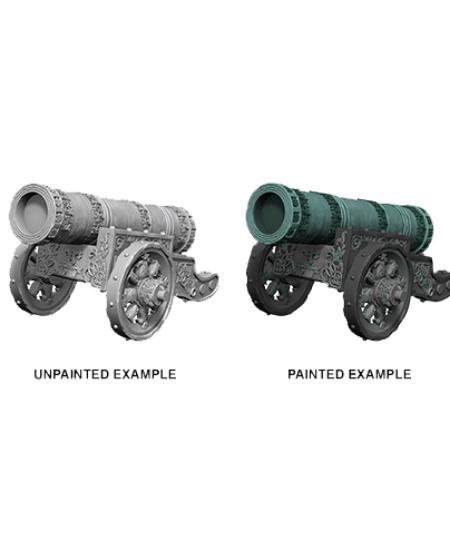 WizKids Deep Cuts - Large Cannons