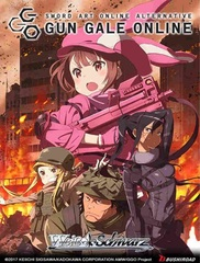 Sword Art Online Alternative: Gun Gale Online Booster Box on Channel Fireball