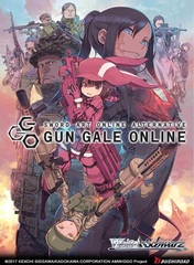 Weiss Schwarz: Sword Art Online Alternative: Gun Gale Online Trial Deck