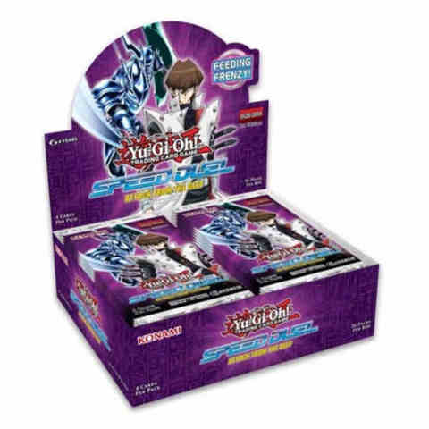 Yu-Gi-Oh! Speed Duel - Attack from the Deep - Booster Box