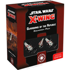 Star Wars X-Wing - 2nd Edition - Guardians of the Republic Squadron Pack