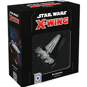 Star Wars X-Wing - Second Edition - Sith Infiltrator Expansion Pack
