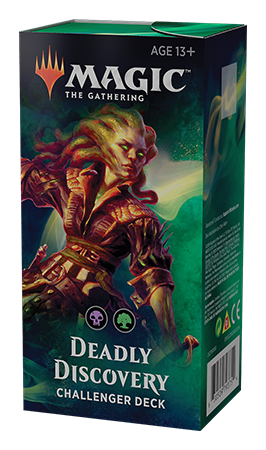 Challenger Decks - Deadly Discovery