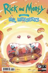 Rick & Morty Presents Mr Meeseeks #1 Cvr A (STL121321)