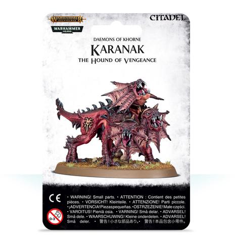 Karanak The Hound Of Vengeance