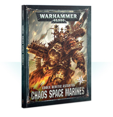 4301 Codex: Chaos Space Marines 2019