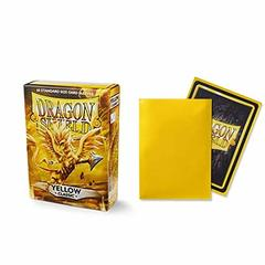 Dragon Shield Classic: Yellow - 60ct