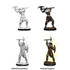 Nolzur's Marvelous Miniatures - Female Goliath Barbarian