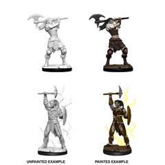 Nolzur's Marvelous Miniatures - Female Goliath Barbarian