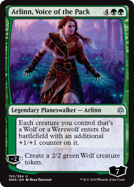 Arlinn, Voice of the Pack