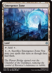 Emergence Zone - Foil