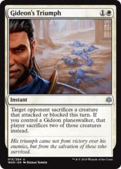 Gideon's Triumph - Foil