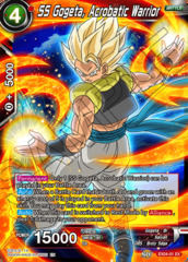SS Gogeta, Acrobatic Warrior - EX04-01 - EX on Channel Fireball