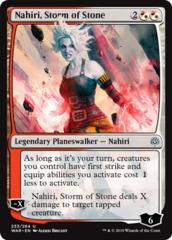 Nahiri, Storm of Stone - Foil