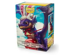 Dragon Shield Box of 100 in Art Easter Dragon
