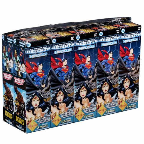 DC Rebirth Booster Brick of 10 Packs