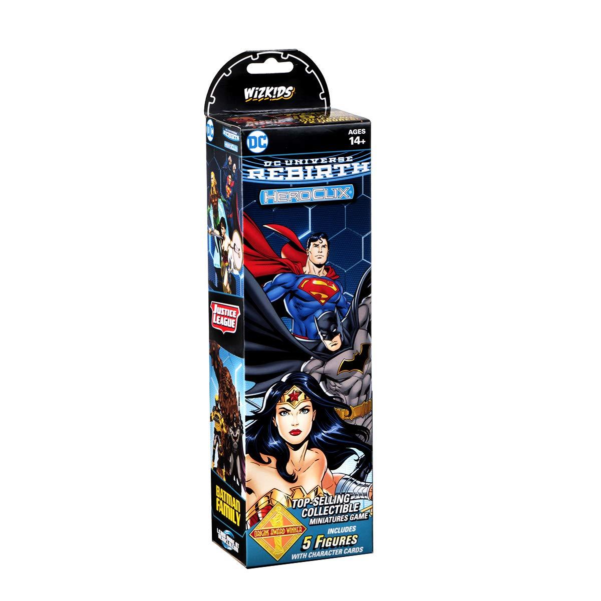 DC Rebirth Single Booster