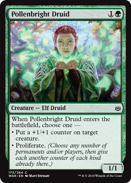 Pollenbright Druid - Foil