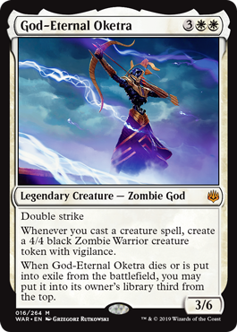 God-Eternal Oketra - Foil