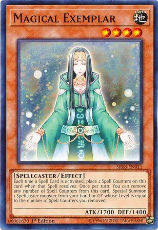 Magical Exemplar - SR08-EN011 - Common - 1st Edition
