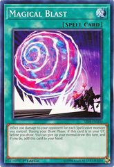 Magical Blast - SR08-EN030 - Common - 1st Edition