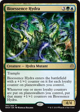 Bioessence Hydra - Foil