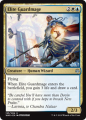 Elite Guardmage - Foil