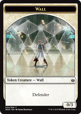 Wall Token