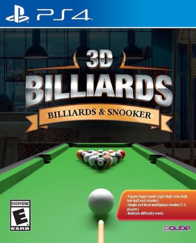 3D Billiards & Snooker