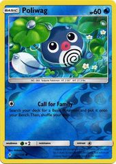 Poliwag - 37/214 - Common - Reverse Holo