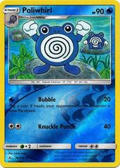 Poliwhirl - 38/214 - Uncommon - Reverse Holo