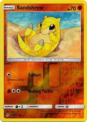 Sandshrew - 83/214 - Common - Reverse Holo