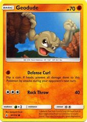 Geodude - 87/214 - Common