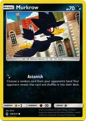 Murkrow - 108/214 - Common - Reverse Holo