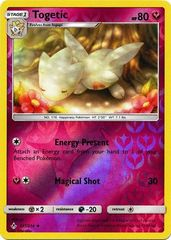 Togetic - 137/214 - Uncommon - Reverse Holo
