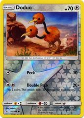 Doduo - 150/214 - Common - Reverse Holo