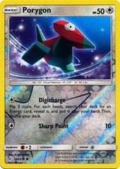 Porygon - 154/214 - Common - Reverse Holo